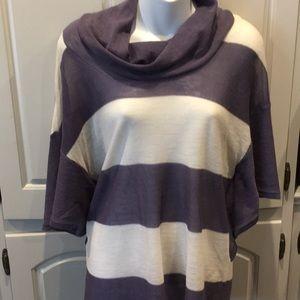 Nordstroms Design History Cowl neck sweater